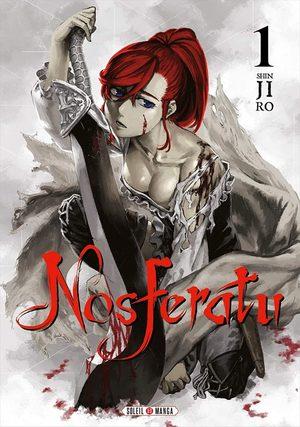 Nosferatu Manga