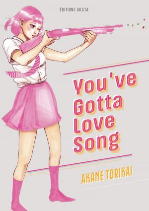 You've Gotta Love Song Manga