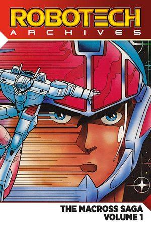 Robotech Archives: The Macross Saga