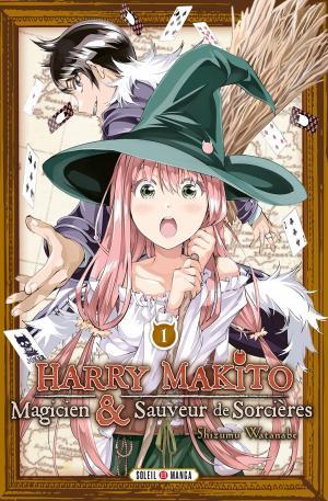 Majo no Sasageru Trick Manga