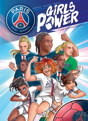 Paris Saint-Germain - Girls power