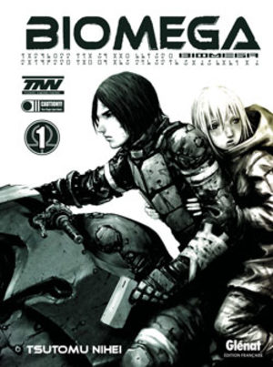 Biomega Manga