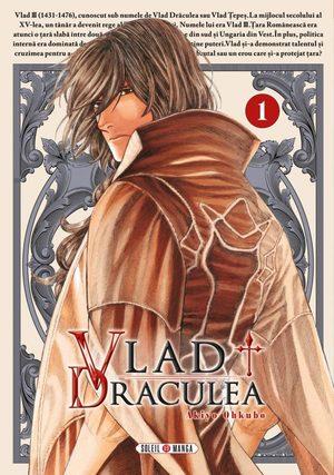 Vlad Draculea Manga