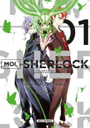 Moi, Sherlock Manga