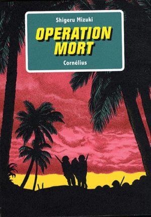 Opération mort Manga