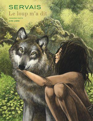 Le loup m'a dit BD