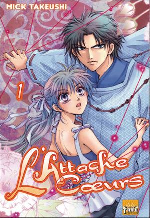 L'Attache Coeurs Manga