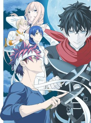 Food Wars! The Fifth Plate Série TV animée