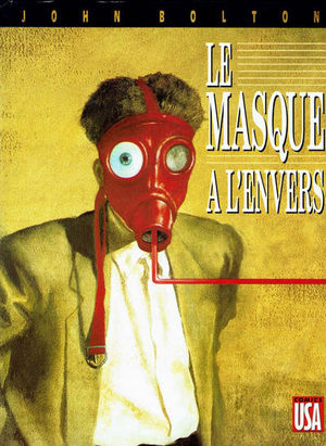 Le masque à l'envers