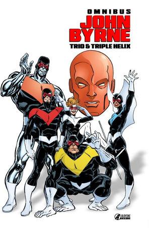Trio and Triple Helix - Omnibus