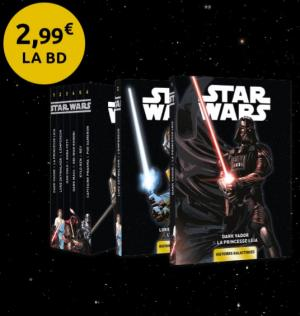 Star Wars - Histoires galactiques