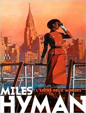 Miles Hyman – L'Entre-deux mondes Artbook