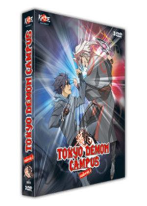 Tokyo Demon Campus - Saison 1