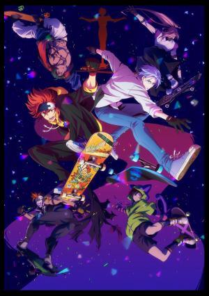 SK8 The Infinity Série TV animée