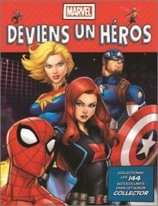 Marvel - Deviens un héros