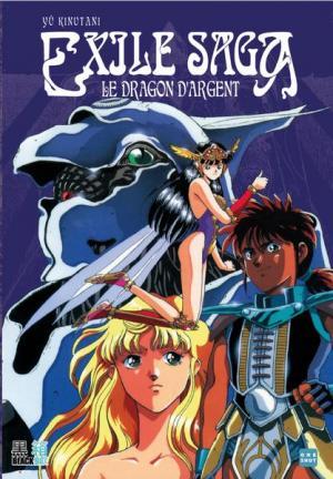 Exile Saga - Le dragon d'argent Manga
