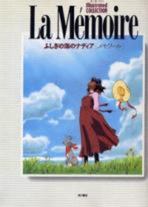 Nadia: The Secret of Blue Water - La mémoire Artbook