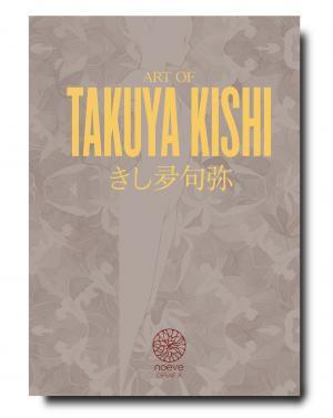 couverture, jaquette Art of Takuya Kishi