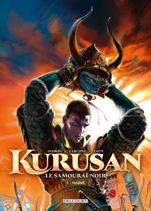 Kurusan, le samouraï noir