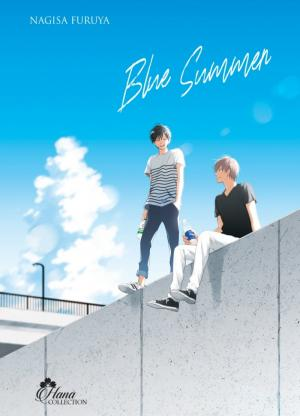 Blue Summer Manga