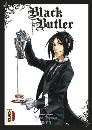 Black Butler Artbook