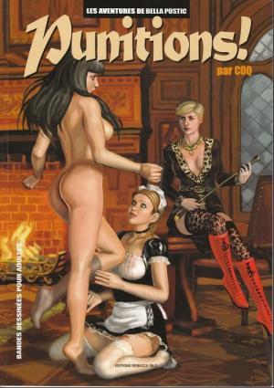 Une aventure de Bella Postic Artbook