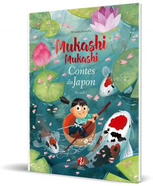 Mukashi Mukashi - Contes du Japon Livre illustré