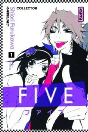 couverture, jaquette Five 9  (kana)