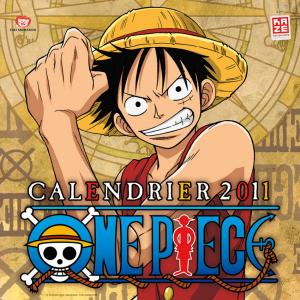 Calendrier One Piece