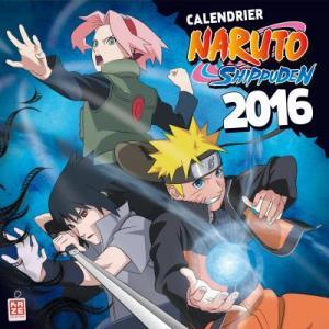 Calendrier Naruto