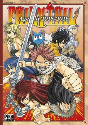 Agenda Fairy Tail Manga