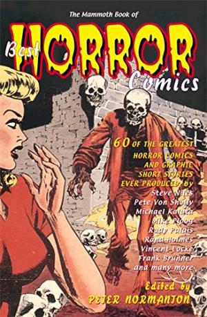 The Mammoth Book of Best Horror Comics