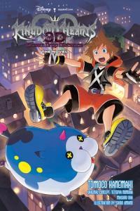 Kingdon Hearts 3D : Dream Drop Distance Light novel