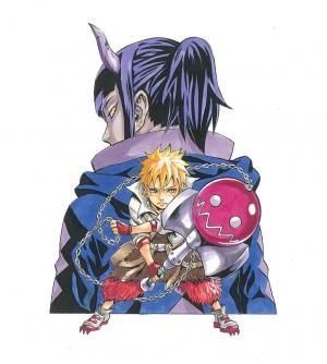 Yobigami Manga