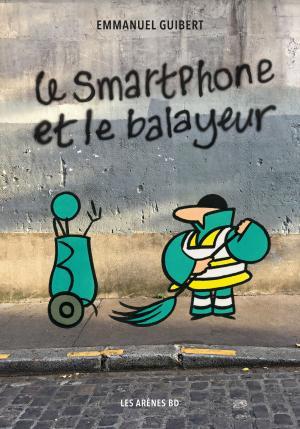 Le smartphone et le balayeur