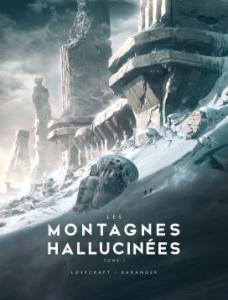 Les montagnes hallucinées Livre illustré