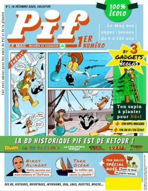 Pif le mag Magazine