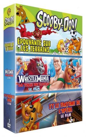 Scooby-doo coffret 3 films animés
