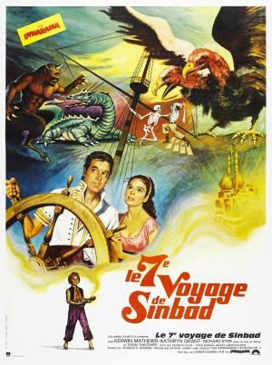 Le Septième Voyage de Sinbad Film