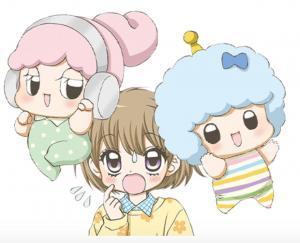 Ponpoko Robo Ato and Su Manga