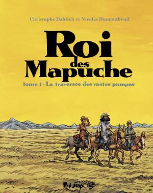 Le Roi des Mapuche BD