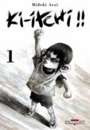 Ki-itchi !! Manga