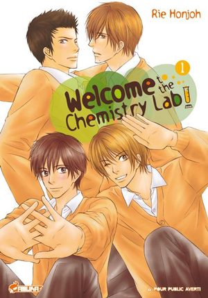 Welcome to the Chemistry Lab Manga