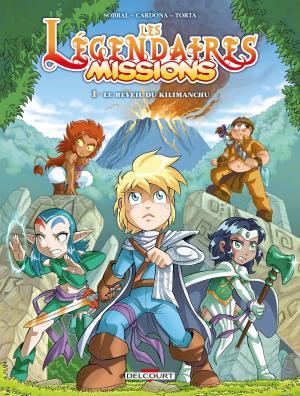Les Légendaires - Missions BD