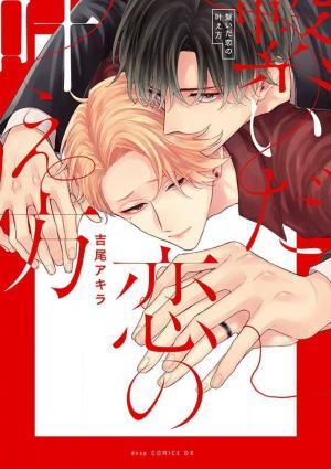 Tsunaida Koi no Kanaekata Manga