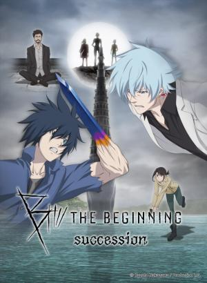B : The Beginning : Succession Série TV animée