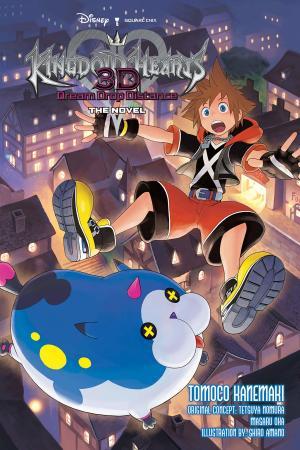 Kingdom Hearts 3D : Dream Drop Distance Manga