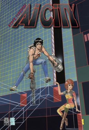 Ai City Manga