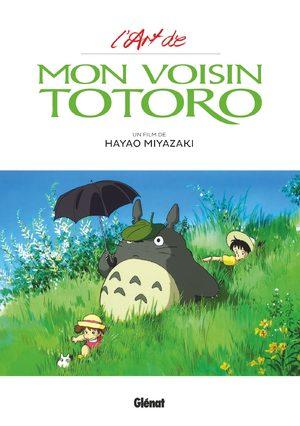 L'art de Mon voisin Totoro Artbook