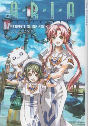 Aria the natural - Perfect Guide Book Artbook